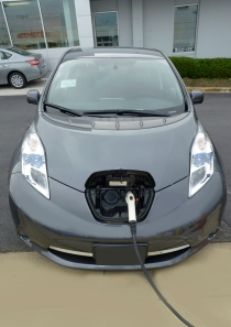 Plug-In vehicle